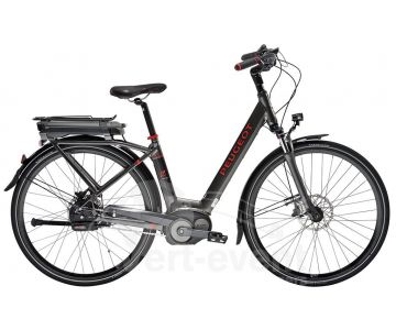Peugeot eC01 NuVinci 2017 chez vélo horizon port gratuit à partir de 300€