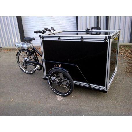 Cargo Nihola MAXX 600L chez vélo horizon port gratuit à partir de 300€