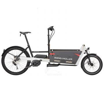 Riese & Müller Packster NuVinci 60/80 2017 chez vélo horizon port gratuit à partir de 300€