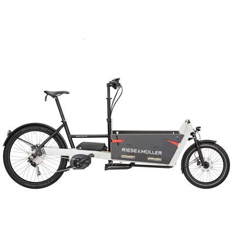 Riese & Müller Packster NuVinci HS Speed 60/80 2017 chez vélo horizon port gratuit à partir de 300€