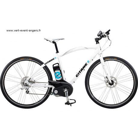 NoCar e-Bike 2013 GITANE chez vélo horizon port gratuit à partir de 300€