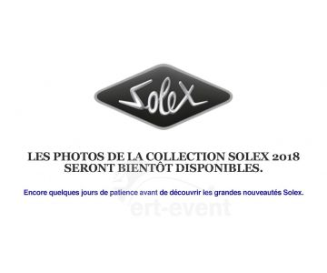 Vélo électrique Solex Solexity Comfort D8 2018 chez vélo horizon port gratuit à partir de 300€