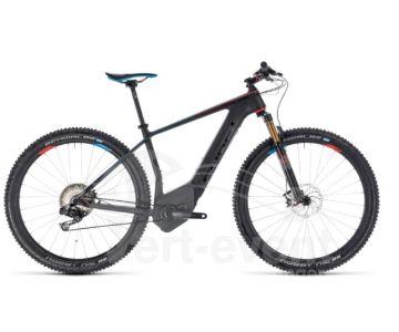 """VTT électrique Cube Elite Hybrid C:62 SLT 500 29"""" 2018 chez vélo horizon port gratuit à partir de 300€"""