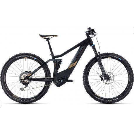 VTT électrique Cube Sting Hybrid 120 HPC SL 500 2018 chez vélo horizon port gratuit à partir de 300€