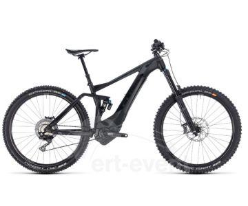 Vélo électrique Cube Stereo Hybrid 160 SL 500 27.5 2018 chez vélo horizon port gratuit à partir de 300€