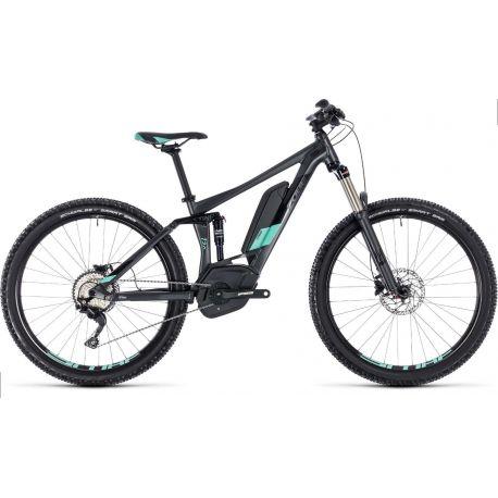 Vélo électrique Cube Sting Hybrid 120 Race One 500 27.5 2018 chez vélo horizon port gratuit à partir de 300€