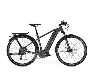 Vélo électrique Focus Jarifa 2 I Street Speed 2018