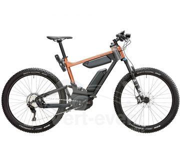 Vélo électrique Riese and Muller Delite Mountain Rohloff
