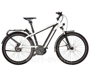 Vélo électrique Riese and Muller New Charger GH NuVinci 2018 chez vélo horizon port gratuit à partir de 300€