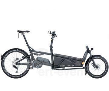 Vélo électrique Riese and Müller Load Touring HS chez vélo horizon port gratuit à partir de 300€