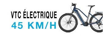 Vtc electrique speed bike