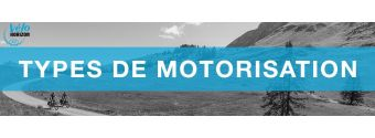 Types motorisation
