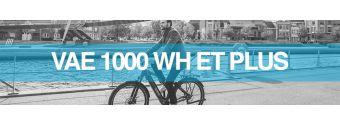 1000 Wh et plus (dual battery)