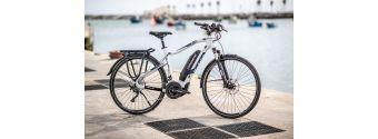 Vélos électriques trekking Haibike