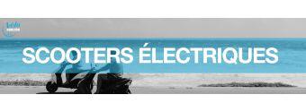 Scooters electriques govecs