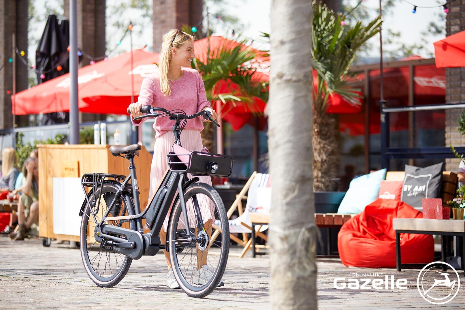 Vélo électrique Gazelle