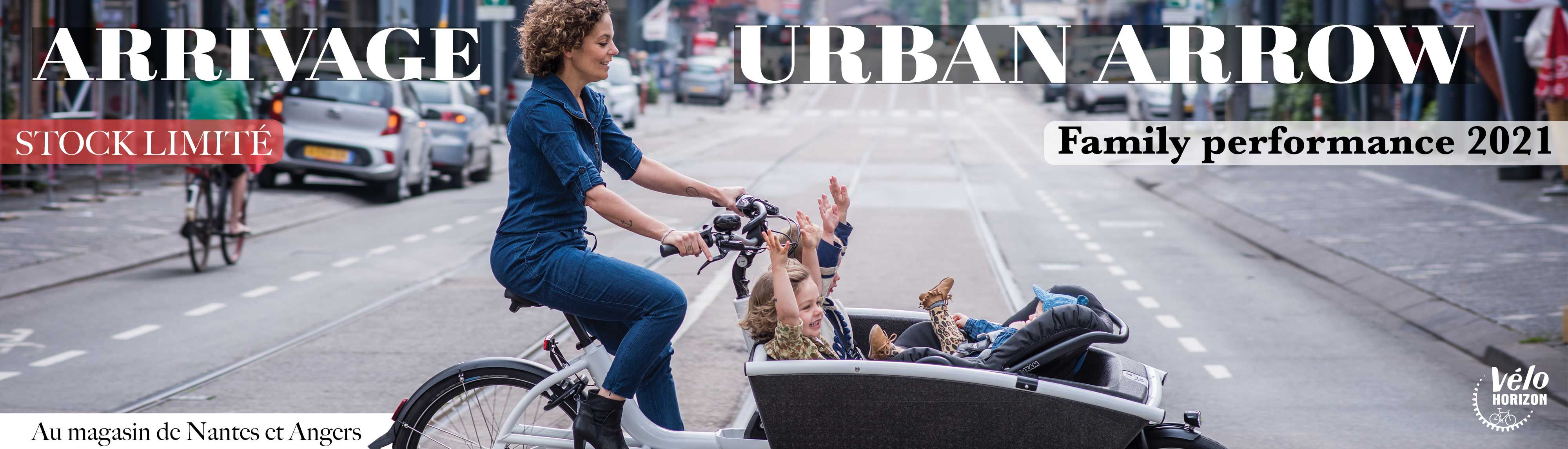 Arrivage Urban Arrow